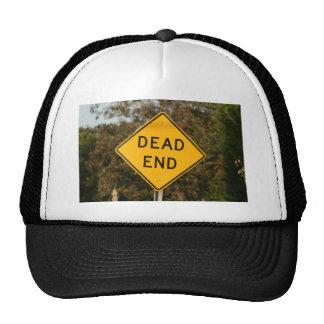 Dead End Street Sign Cap