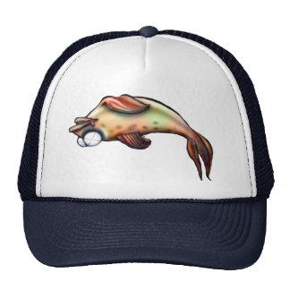 dead fish cap