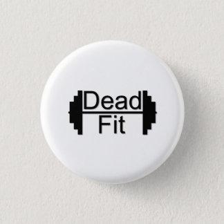 Dead Fit logo badge