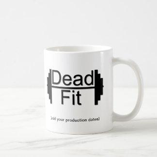 Dead Fit Production Photo Memento Mug