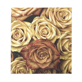 Dead Flowers Notepad