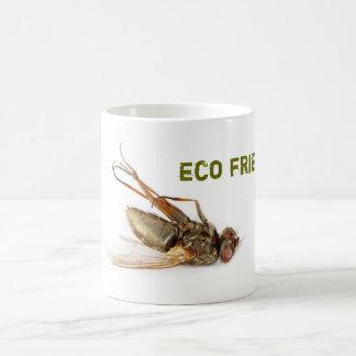 Dead fly - eco friendly mugs