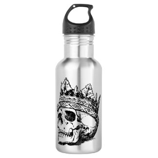 Dead Girl Royal Skull Travel Mug