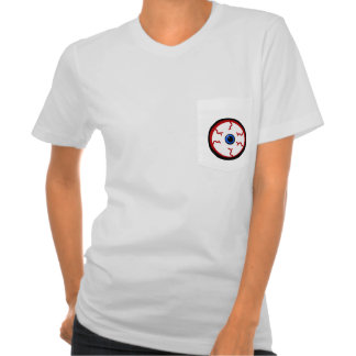 DEAD GIRL w/ Eye T Shirts