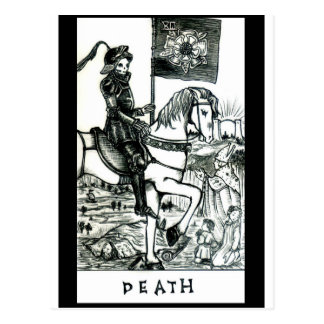 Dead God Postcard