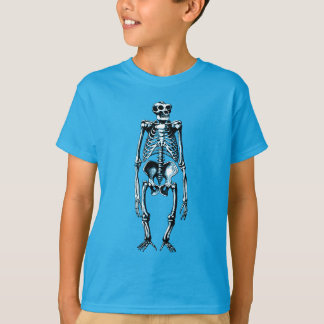 dead gorilla skeleton T-Shirt