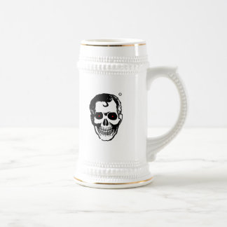 Dead Head beverage containment unit Beer Steins