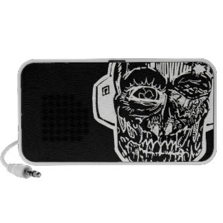 Dead Head Mp3 Speaker