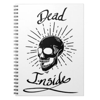 Dead Inside NoteBook
