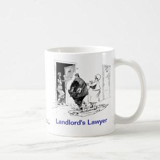 Dead Lawyer™ landlord's Lawyer Coffee Mug