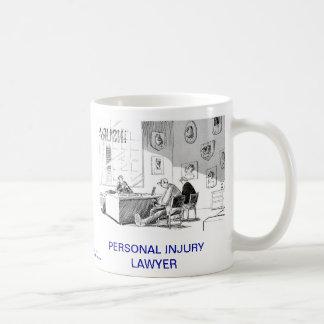 Dead Lawyer™ Personal Injury Lawyer Coffee Mug