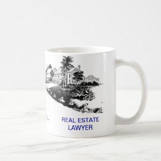 Dead Lawyer™ Real Estate Lawyer Coffee Mug