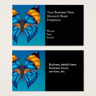 Dead Leaf Butterfly Business Card