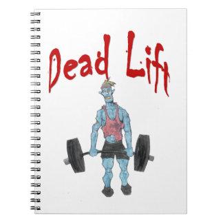 Dead Lift Notebook