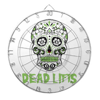 Dead Lifts Dartboard