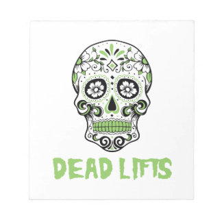 Dead Lifts Notepad