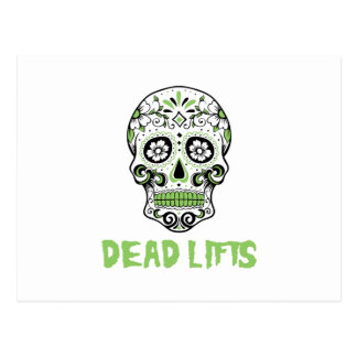 Dead Lifts Postcard