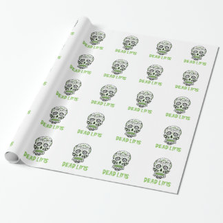 Dead Lifts Wrapping Paper