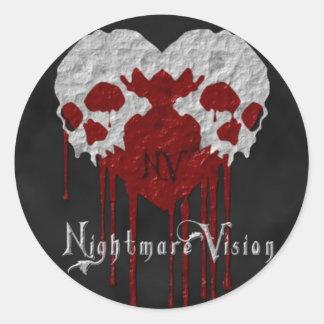 Dead Love Sticker