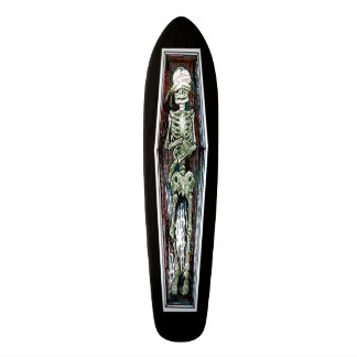 Dead Man Coffin Element Park Board Skateboard