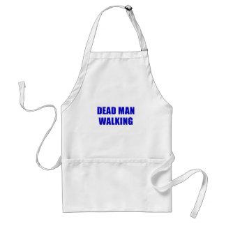 Dead Man Walking Standard Apron