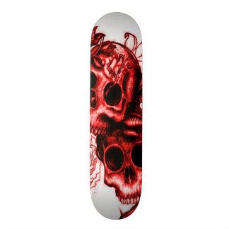 Dead Man's Custom Pro Park Board Skateboard