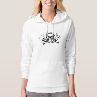 Dead Mans Hand: Aces and Eights Hooded Sweatshirt