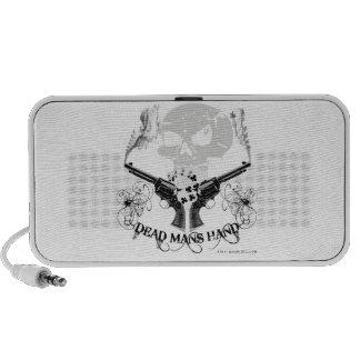 Dead Mans Hand Speaker Box