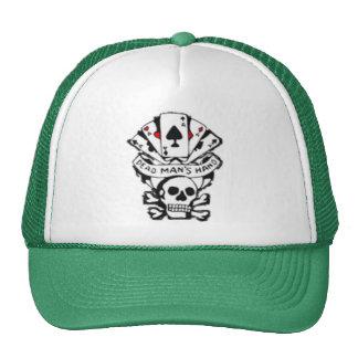 Dead Mans Hand Trucker Hats