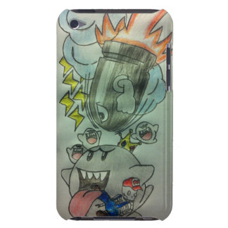 dead mario iPod touch cover