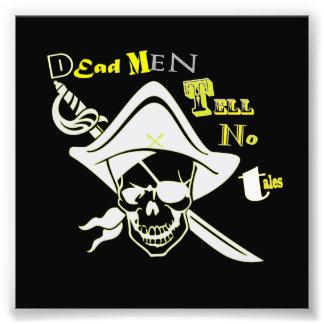 Dead Men Tell No Tales Photograph