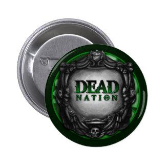 Dead Nation 6 Cm Round Badge