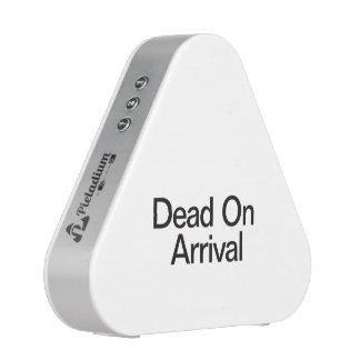 Dead On Arrival Bluetooth Speaker