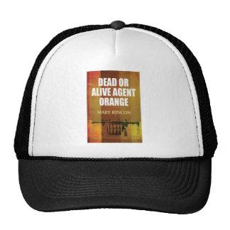 dead or alive agent orange picture cap