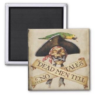 Dead Pirate Magnet