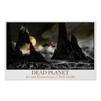 Dead Planet Posters