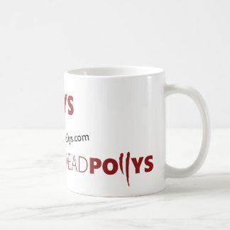 Dead Pollys coffee mug