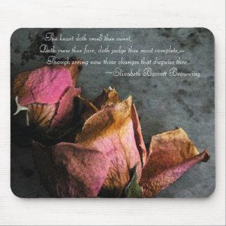 Dead Roses Macro Mousepads