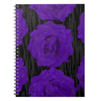dead roses notebooks