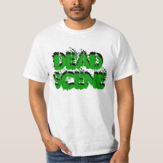 dead scene snot shirt