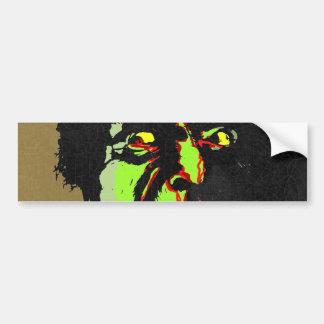 Dead Smile - Bumper Sticker