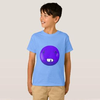 dead smiley face funny cartoon T-Shirt