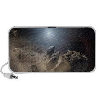 Dead Star Laptop Speakers