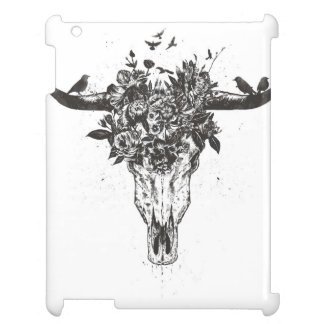 Dead summer (blackandwhite) iPad case