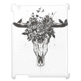 Dead summer (blackandwhite) iPad cover