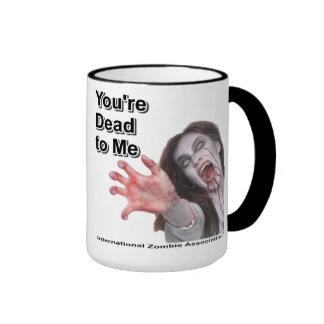 Dead to Me Mugs