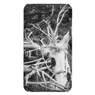 Dead Tree Black and White iPod Touch Case