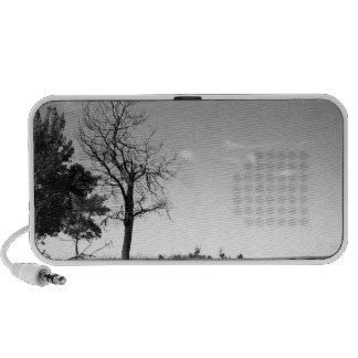 Dead Tree iPod Speaker