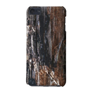 Dead Tree Trunk lying on ground iPod Touch 5G Cases