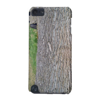 Dead Tree Trunk lying on ground iPod Touch 5G Case
